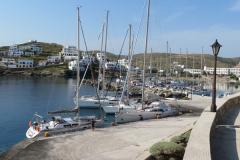 Der Hafen aus dem Osten