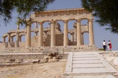 Der sehenswerte Aphäa-Tempel