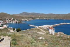 Psara-Hafen